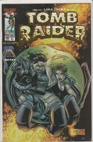 Tomb Raider #10 - Gold Foil Dynamic Forces Variant Cover with COA - 0571/1000
